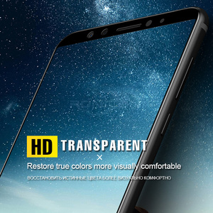Image 3 - Screen Tempered Glass on the For Huawei Honor 10 8x Max Protective Glass Cover For Huawei Honor 7a 8x 8 9 Lite Protector Glass