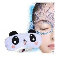 Temperature Control Heating Steam Eye Mask Cartoon Usb Type Effectively Alleviate Eye Fatigue Hello Kitty Bears