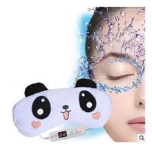 Temperature Control Heating Steam Eye Mask Cartoon Usb Type Effectively Alleviate Eye Fatigue Hello Kitty Bears Pandas