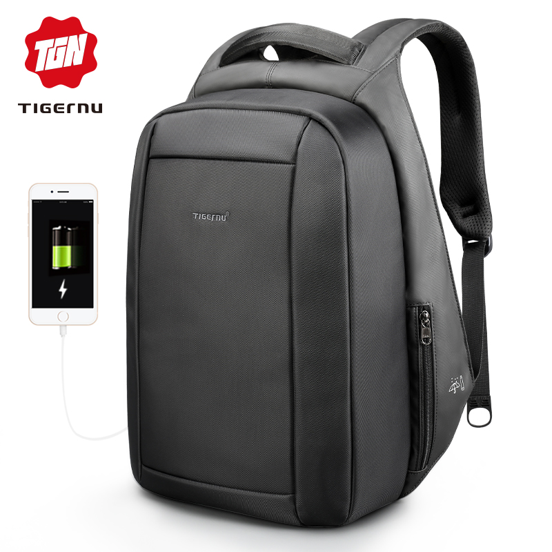 """TIGERNU T-B3143-01 20L Waterproof Business Anti-theft Backpack for 15.6/"""" Laptop"""