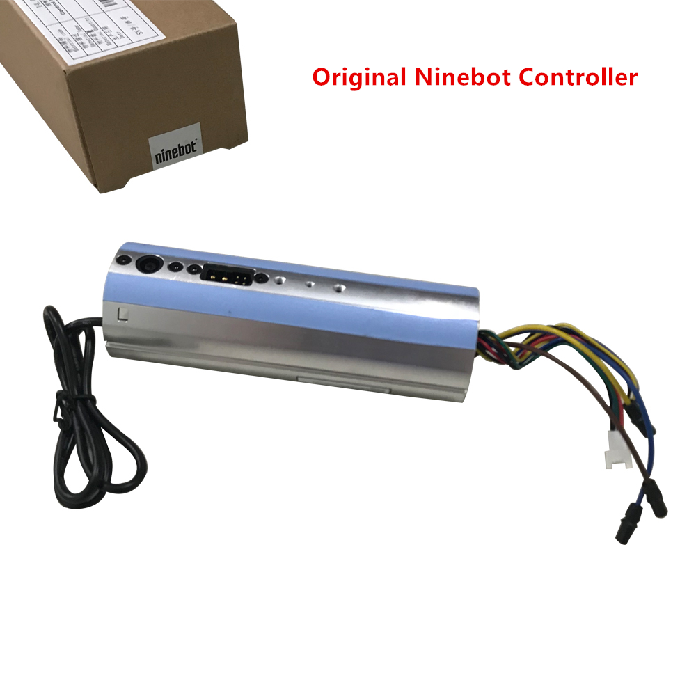 Kit d'accessoires d'origine Ninebot assemblage de contrôleur de carte mère de contrôle de carte mère pour Kickscooter Ninebot ES1 ES2 ES3 ES4