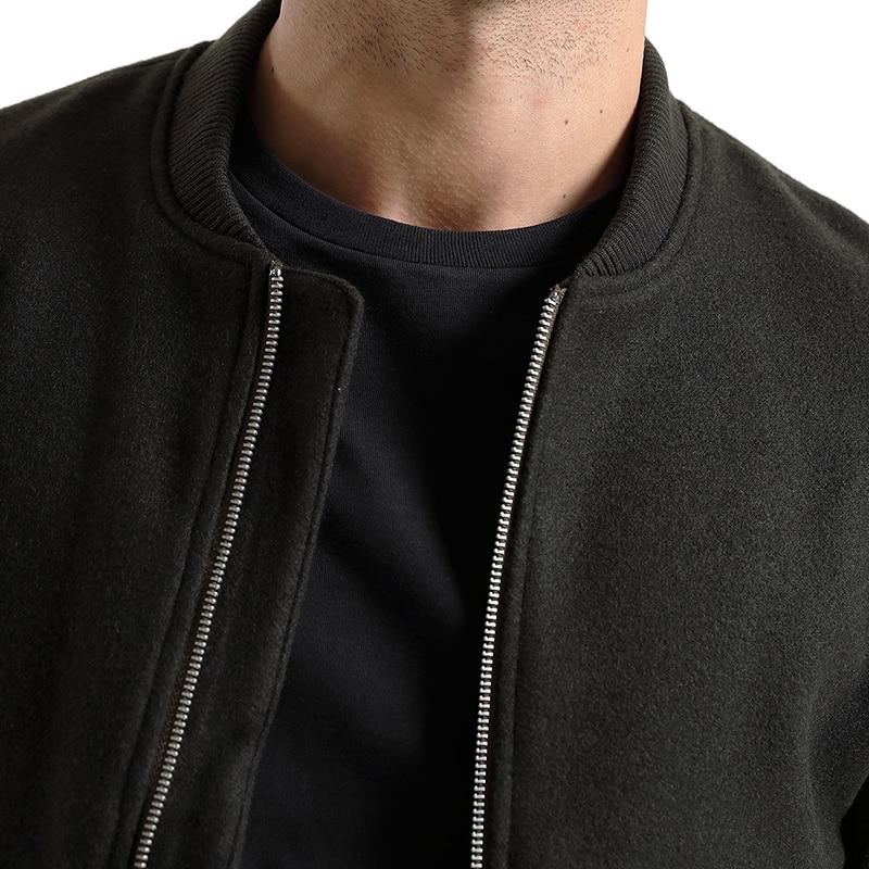 Erkek Kıyafeti'ten Ceketler'de SIMWOOD 2019 sonbahar Marka Giyim Ceket Erkekler Moda Rahat dar kesim giyim Ceketler Erkekler Coats Jaqueta Masculina JK017015'da  Grup 2