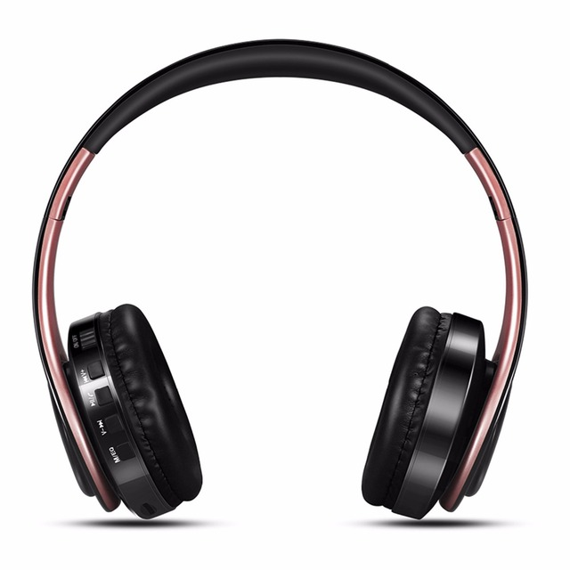 AYVVPII Lossless Player Bluetooth Headphones with Microphone Wireless Stereo Headset Music for Iphone Samsung Xiaomi mp3 Sports 5