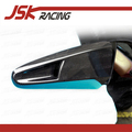 2012-2014 BLACK SAILS STYLE CARBON FIBER REAR SIDE SCOOP FOR MCLAREN MP4-12C (JSKMRMP12026)
