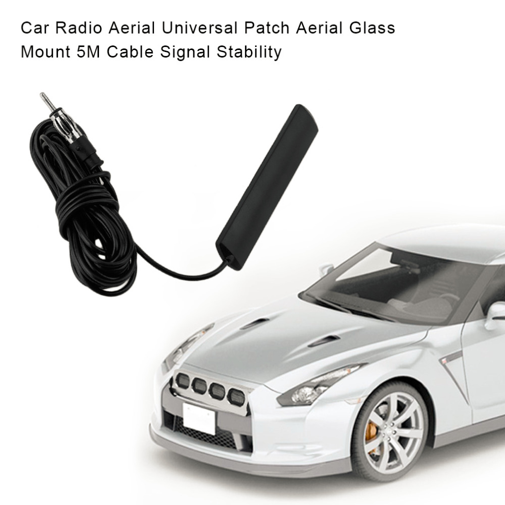 Patch Radio Signal Antenna Auto Signal Improve Device 5M ANT-309 for General Car Audio & Video Accessories
