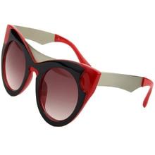 Cat Eye occhiali da sole donna Vintage occhiali retrò Designer di marca occhiali da sole di lusso donna donna ragazze