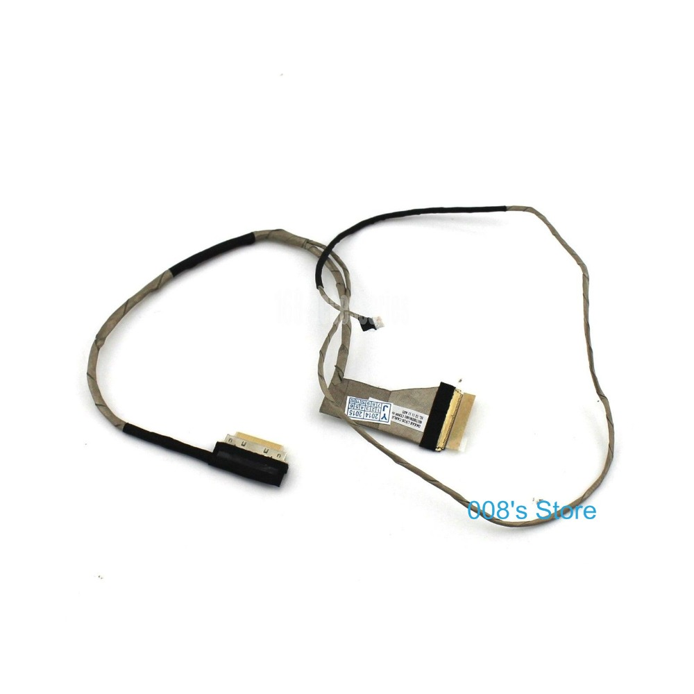 New Notebook LED LCD Cable For Toshiba Satellite C855D