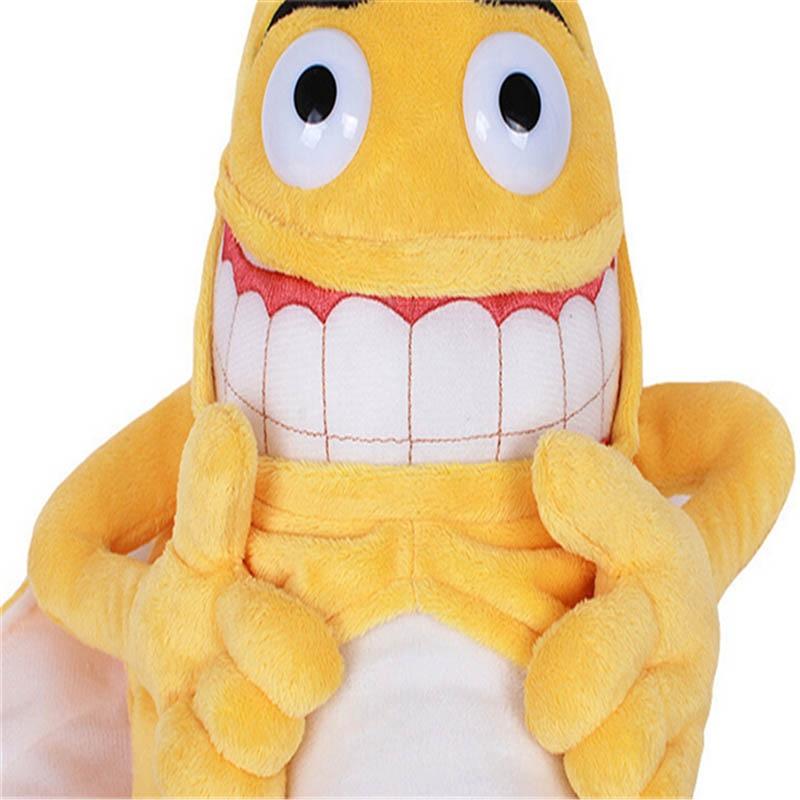 2f2f9710bcfa 1pcs 36cm 55cm Νέο κακό άνθρωπος μπανάνα αστείο νεανική γεμιστό ...