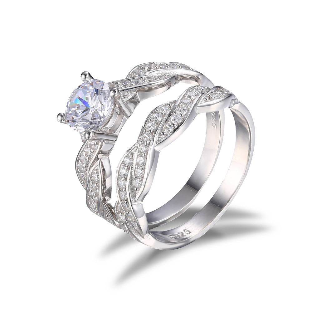 jewelrypalace infinity simulated anniversary