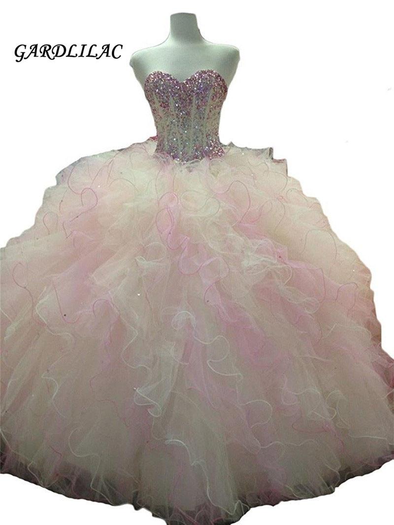 नई फीता लंबी आस्तीन ब्लू - विशेष अवसरों के लिए ड्रेस