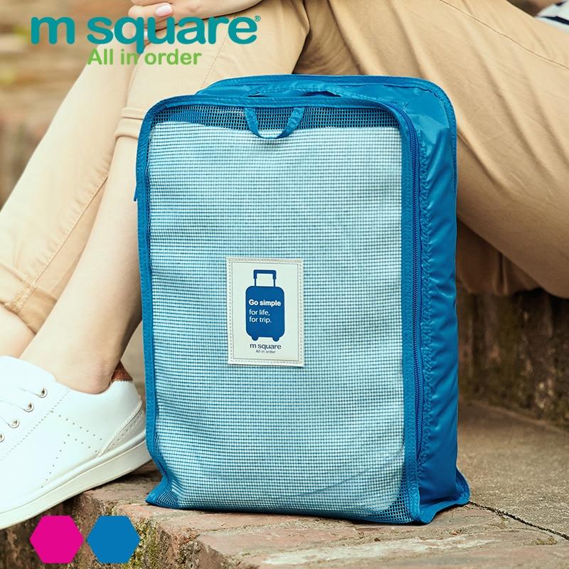 M Square Travel Tillbehör Till Skopåse Kvinnor Män Portable Bagage - Väskor för bagage och resor - Foto 2