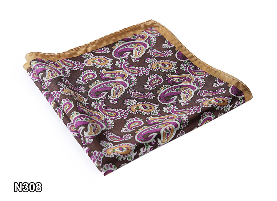 New-N308 HN30Z)  Brown Pink Paisley 41cm (6)
