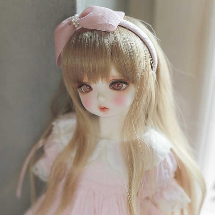 Bjd Кукла sd кукла 4 минуты Детские совместные куклы свободные глаза
