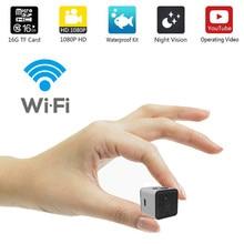 SQ13 HD WIFI küçük mini kamera kamera 1080P video sensörü gece görüş kamera mikro kameralar DVR hareket kaydedici kamera SQ 13