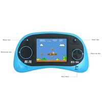 HD Screen 2 5 Inch Display Handheld Game Player Video Console Built In 260 Style Classic