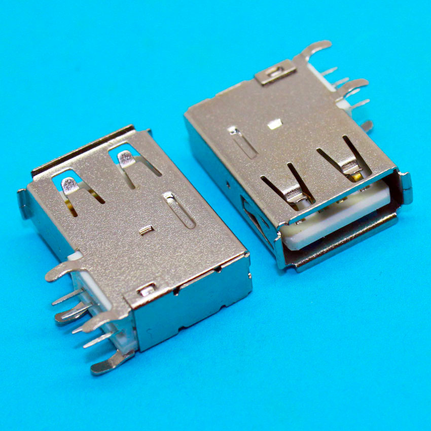 1x Usb Jack Buchse Connector Laptop Typ A For Acer Hp Lenovo Ibm Toshiba Gateway Asus