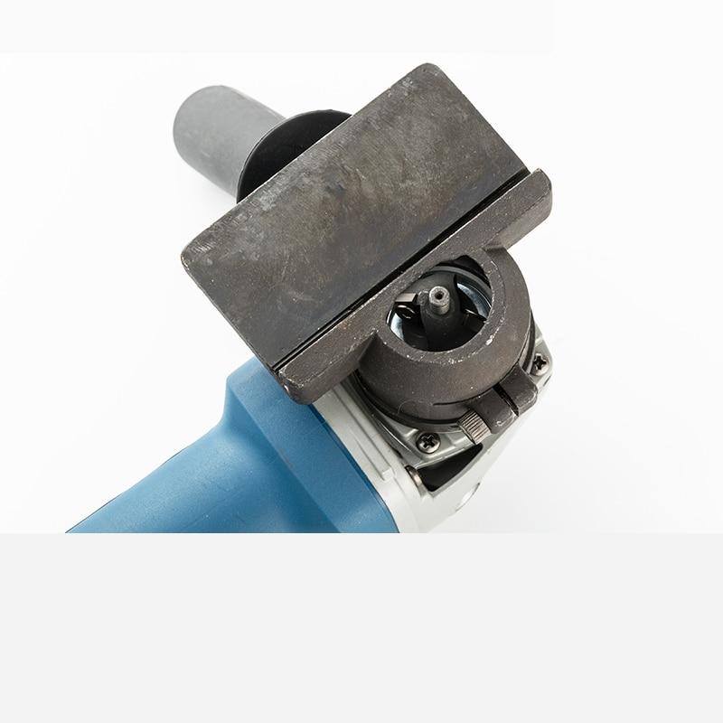 Přenosný zkosovací stroj Svařovací kloub Beveller 800w, kovová - Elektrické nářadí - Fotografie 3