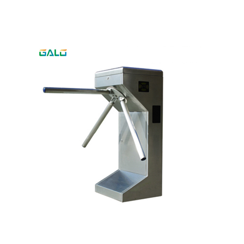 automatic tripod turnstile for intelligent access control full automatic & semi-automatic Optionalautomatic tripod turnstile for intelligent access control full automatic & semi-automatic Optional