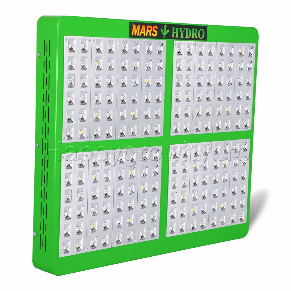 все цены на  Mars Hydro  Reflector 960W  Full Spectrum LED Grow Light Growth&Bloom Switches for Grow Box  онлайн