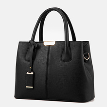 Women PU Leather Handbags Ladies Large Tote Bag Female Square Shoulder Bags Bolsas Femininas Sac New Fashion Crossbody Bags