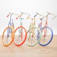 무료 배송 J1X 컬러 자전거 시뮬레이션 그림 장식 파티 호의 선물 상자 웨딩 & 생일 및