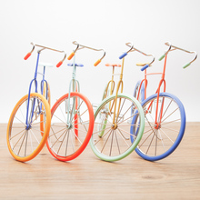FREE SHIPMENT J1X COLOR BIKE SIMULATION PAINTING DECORATION PARTY FAVOR GIFT BOX WEDDING&BIRTHDAY&HOME&OFFICE&GIFT&PRESENT