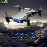 Mini Remote Control Drone Waterproof Resistance To Fall Quadrocopter One Key Return 2.4G RC Quadcopter RC Helicopter