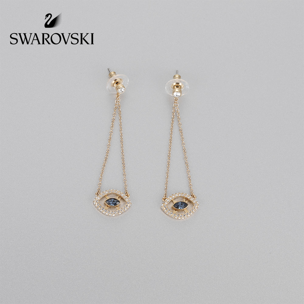 Original Genuine Swarovski ADMIRATION Earrings with romantic lettering gift for your girlfriend women crystal earring 5445866Original Genuine Swarovski ADMIRATION Earrings with romantic lettering gift for your girlfriend women crystal earring 5445866