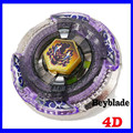 SCYTHE KRONOS BEYBLADE 4D TOP METAL FUSION FIGHT MASTER NEW + LAUNCHER LGH SPINNING TOP