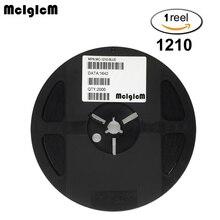 McIgIcM 2000 sztuk darmowa wysyłka 3528 1210 diody LED SMD czerwone światło żółty zielony niebieski biały