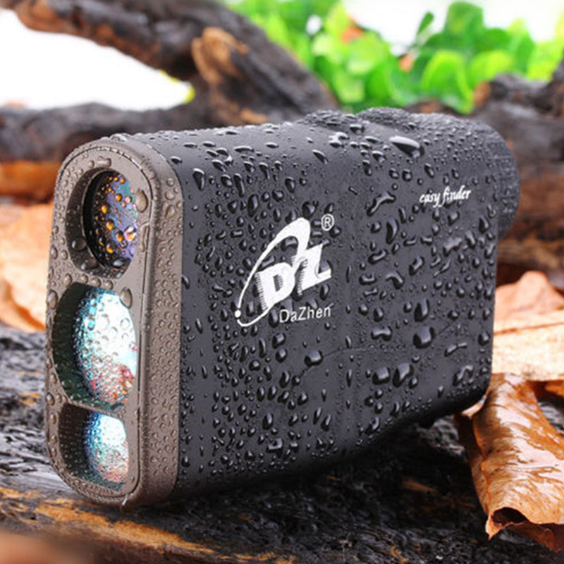 Waterproof 1000m Portable Golf Laser font b Rangefinder b font Distance Meter Speed Angel Height font