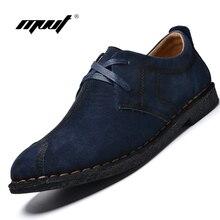 Мужская обувь chaussure homme мужчины мокасины Ручной Работы Из Натуральной Кожи замши мужская Квартиры Повседневная Обувь Бренд Мужской Оксфорд Обувь