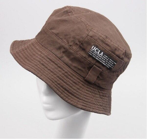 Модные женские туфли с широкими полями человек Фишер пляжные шляпы Панамы для женщин Женская мода Дорожная Кепка шляпа от солнца Кепки - Цвет: coffe