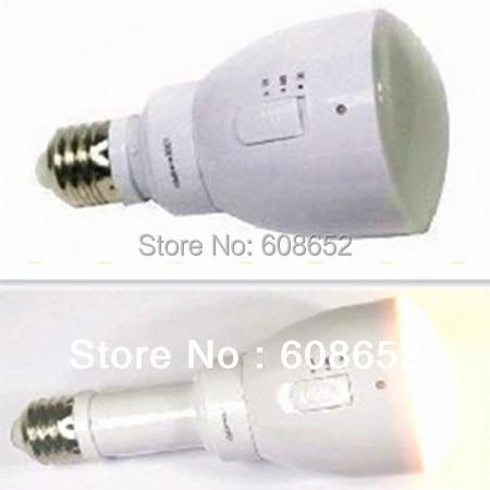 LED emergency lights three hours (LED flashlight) 4W LED Bulb AC 110v - 260V voltage and 360LM Luminous Flux