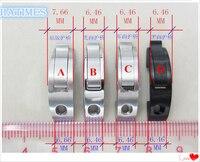NEW-Bridge Guard Crown for Pan Pam 111 Luminor Marina 44mm Stainless Steel Brush