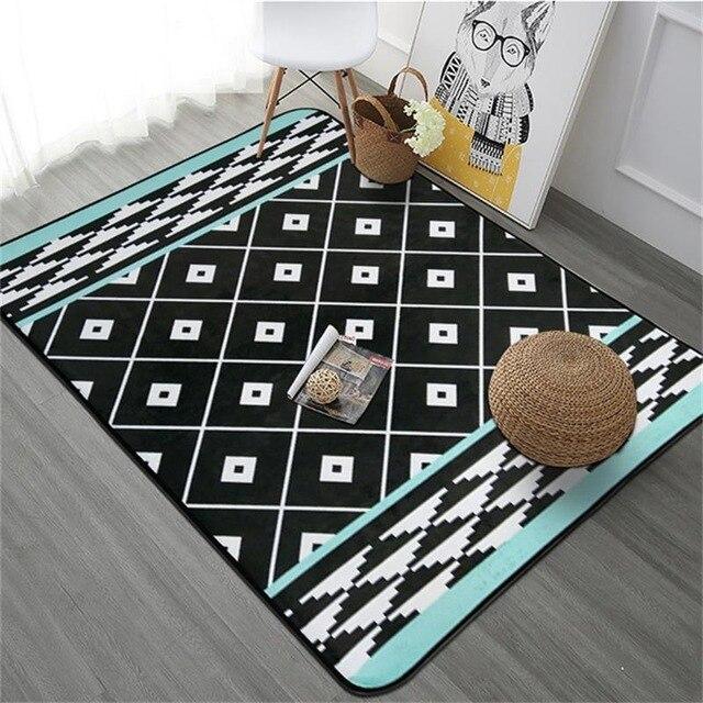 100x150 Cm Nordischen Stil Teppiche Fur Wohnzimmer Kinder Teppiche