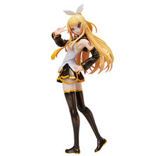 Character Vocal Series 02 Kagamine Rin Rin-chan Now! Adult Ver. Figure