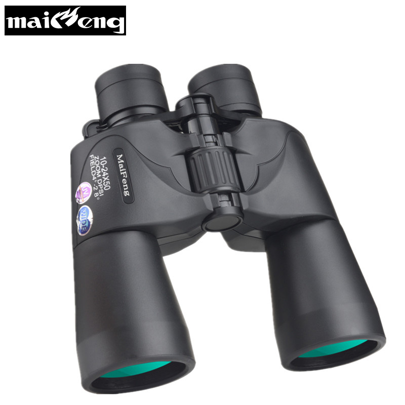 Professional HD Zoom 10-24X50 Binoculars Powerful Telescope Nitrogen Waterproof Lll Night Vision Russian binocular for HuntingProfessional HD Zoom 10-24X50 Binoculars Powerful Telescope Nitrogen Waterproof Lll Night Vision Russian binocular for Hunting