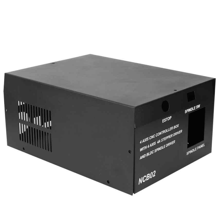 鉄 CNC ルータ彫刻機制御ボックスシェル NCB02 1 セットネジ