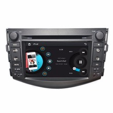 HD 2 din 7″ Car Radio DVD Player for Toyota RAV4 2006 2007 2008 2009 2010 2011 2012 With GPS Bluetooth IPOD TV SWC AUX IN