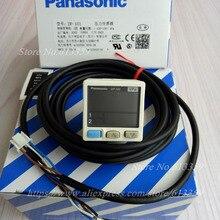 Sensor de presión negativa de vacío Digital NPN DP 101, controlador de presión de 100 A + 100 kPa 100% nuevo y Original