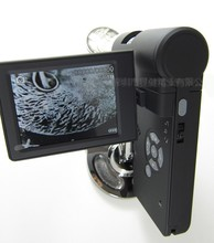 Sale Digital Portable Video Microscope 20-500X, Handheld lcd microscope, support 32G TF card, computer and TV