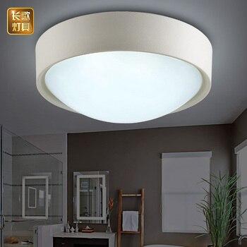 Long LED ceiling lamp energy saving lamp bedroom balcony dining room bathroom kitchen lamp acrylic aisle porch lamp