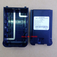 honghuismart Battery case box 5xAA for Wouxn KG-UV8D walkie talkie two way radio KG-2A-4