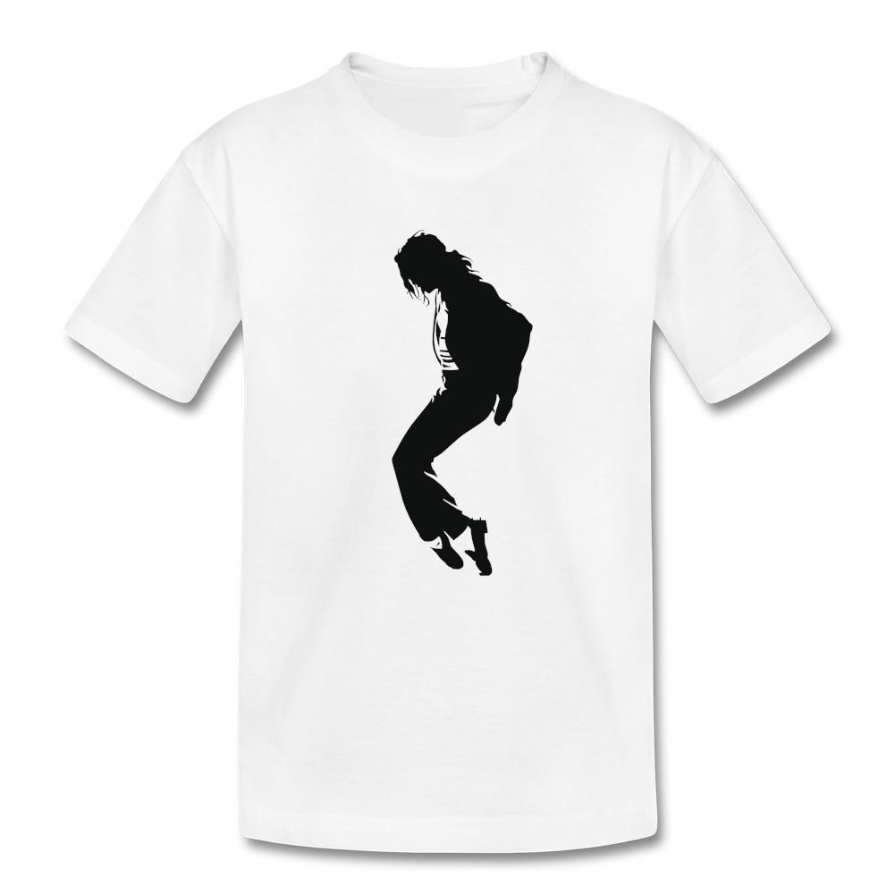 Michael Jackson Short Sleeve T Shirts Kids 4T 8T Design