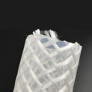 Image 2 - 編組シリコーンチューブ食品シリコーンチューブ医薬品グレード編組シリコーンホース蒸気高温食品シリコーンチューブ