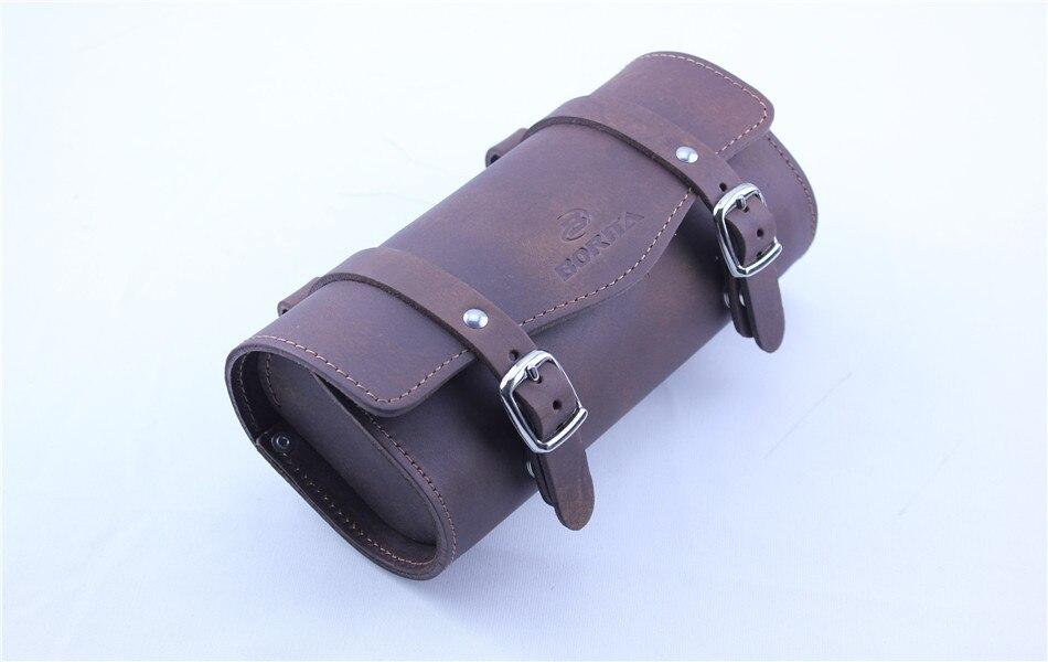 Borita BB-17 High Quality 100% Cow Leather Seat Bags выключатель 1 клавишный наружный белый 10а quteo
