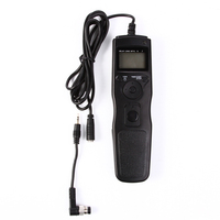 Timer Remote Shutter Cord 2 5mm DC Adapter For Nikon D200 D300 D300s D700 D3 N1