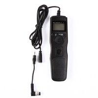 Timer Remote Shutter Cord 2 5mm DC Adapter For Nikon D200 D300 D300s D700 D3 N1