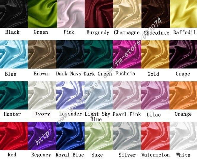Nombres de telas para vestidos de fiesta